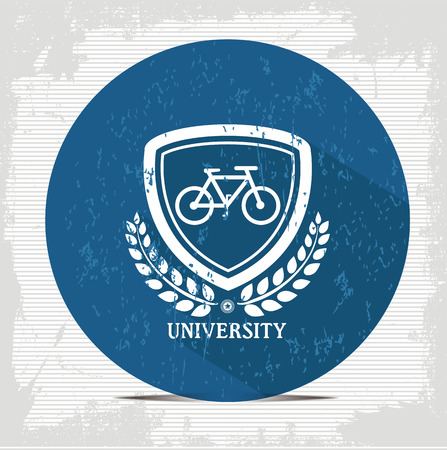 photo realism: Bicycle button,vector