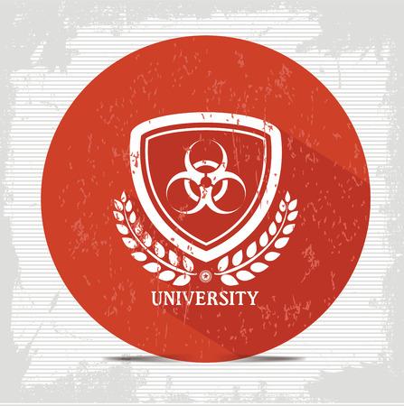 Danger symbol Illustration