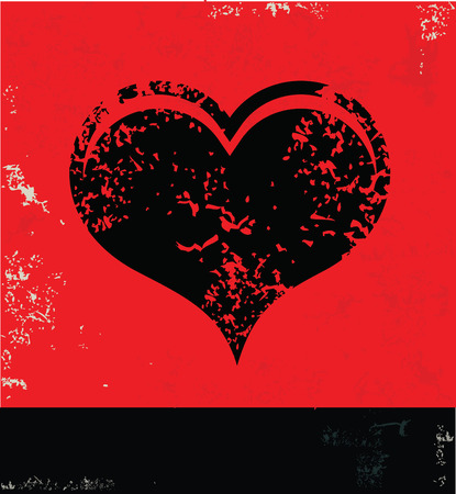 Heart symbol,vector Vector