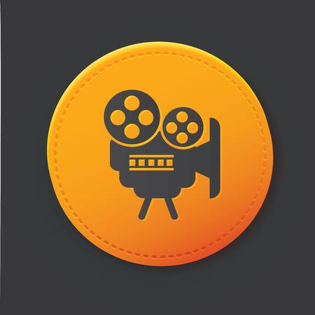 Video button Vector