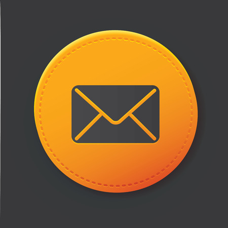 E-mail button Vector