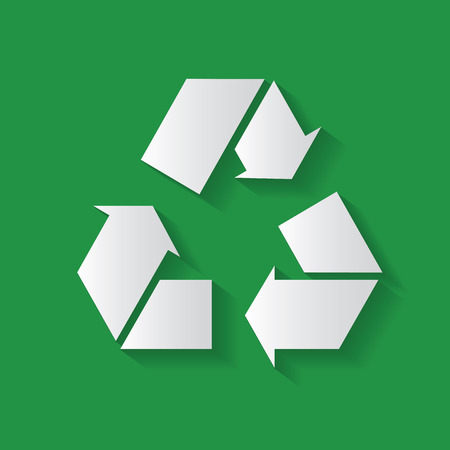 recycling: Recycle symbol