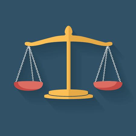 Justice design,clean vector Vector