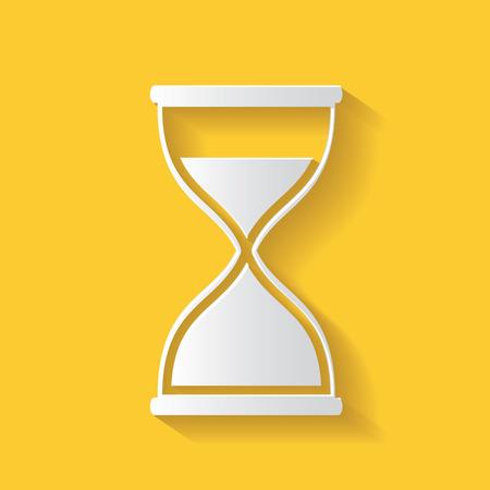 metering: Hourglass symbol