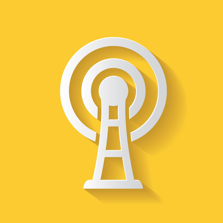 wireless hot spot: Wireless symbol
