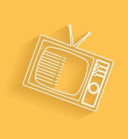 symbole de télévision