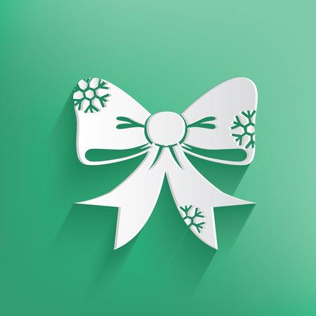 aquifolium: Xmas ribbon Design