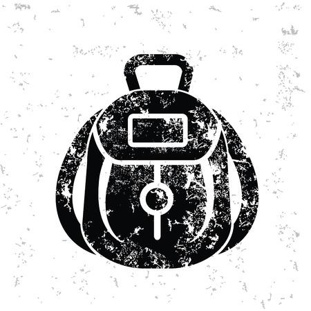 whitern: Bag design on old paper