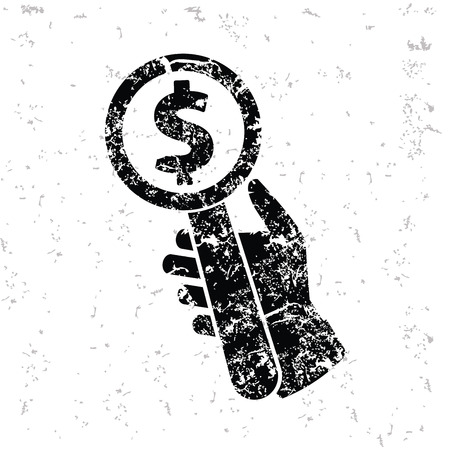 bid: Dise�o de una oferta en el papel viejo