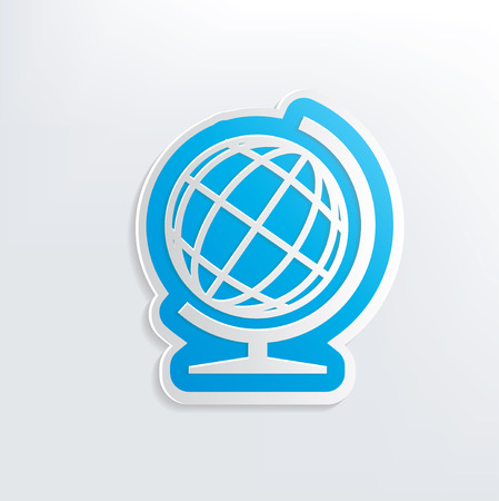 picto: Global design on white background