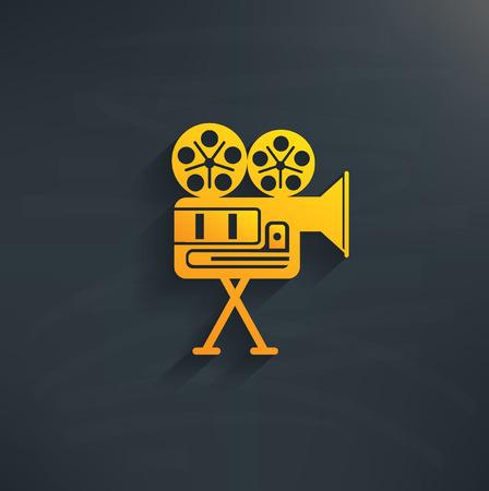 flick: Video icon design