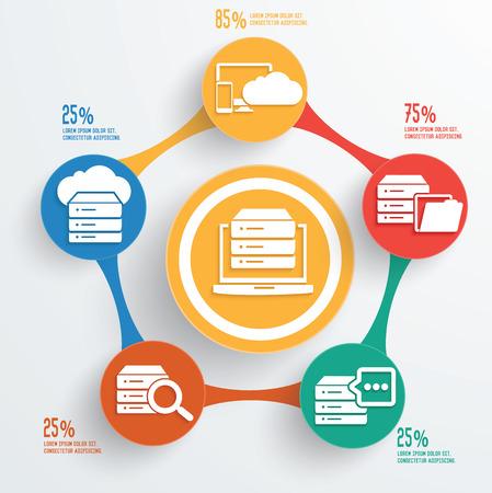 serveur de base de données d'informations de la technologie conception graphique