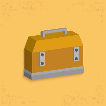Box tools designclean vector Vector