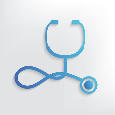 Medical system symbol design,clean vector Illustration