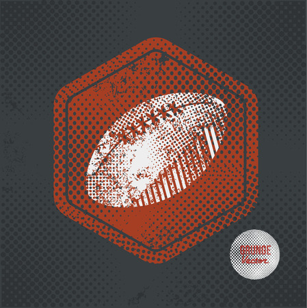 rugby team: Rugby,stamp design on old dark background,grunge concept,vector