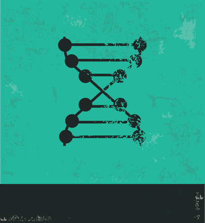 enzyme: Enzyme design on green background,grunge vector