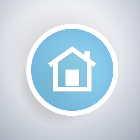 home design: Home concept design,vector