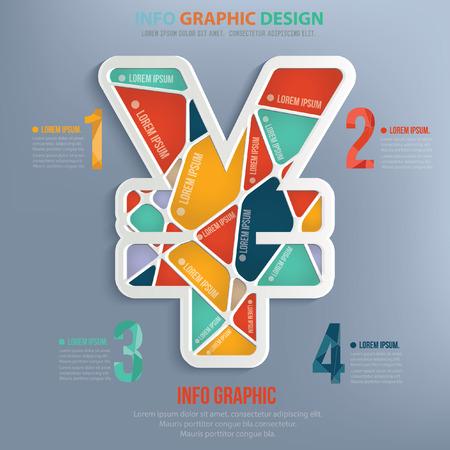 finance concept: Finance concept design,vector