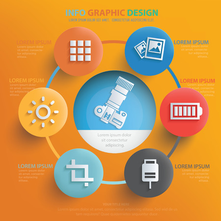 retouch: Photography design,vector Illustration