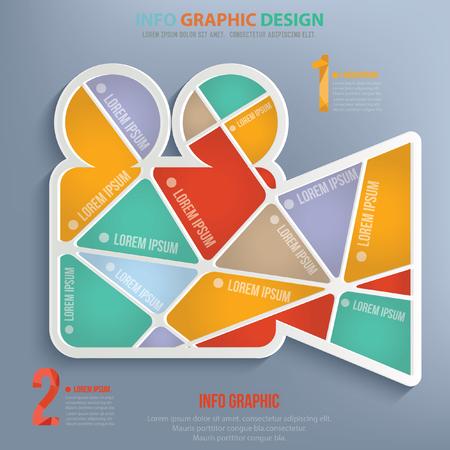 sign maker: Video design,vector