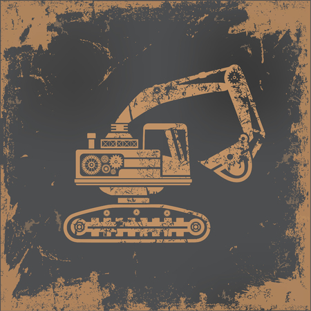 mine site: Excavator concept design