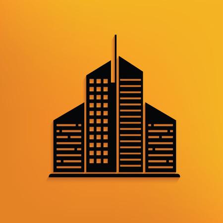 estate: Real estate concept design,vector