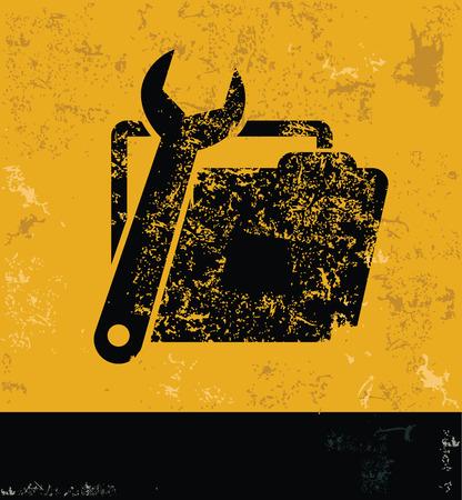 folder icon: folder icon,vector Illustration