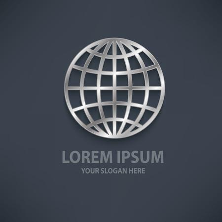 Global design,vector