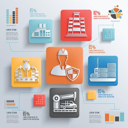 industry: Engineer,industry design,vector