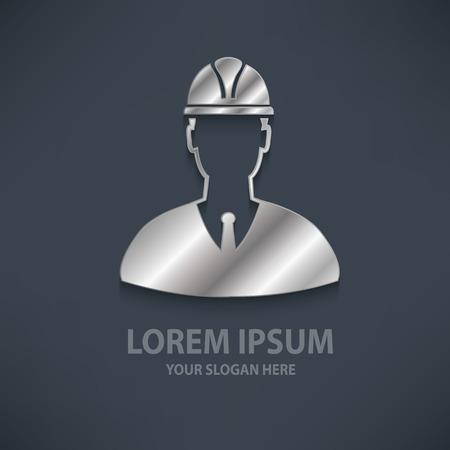 vernier: Engineer design,vector Illustration