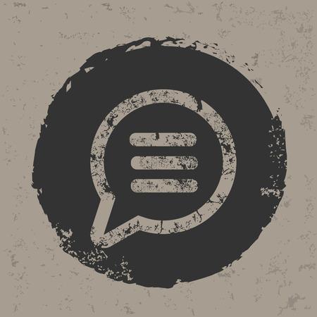 spech bubble: Speech design,vector