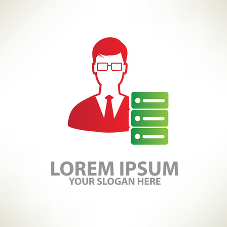 provide information: Admin design,vector