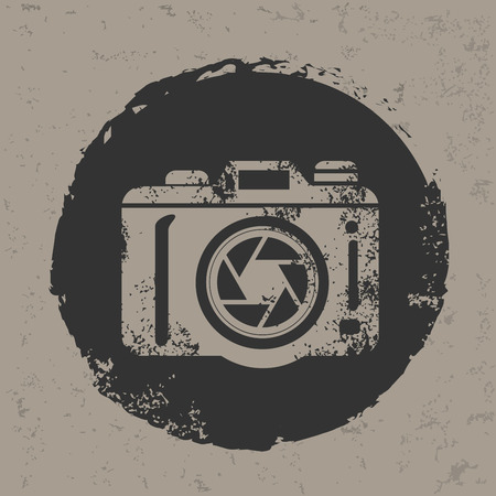 photocamera: Camera design,vector