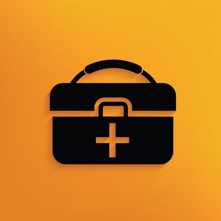 medical box: Medical box concept design,vector