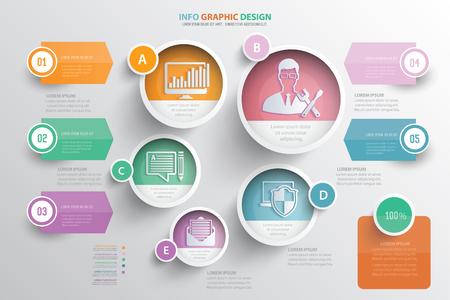 ADMIN: Admin development concept design,vector