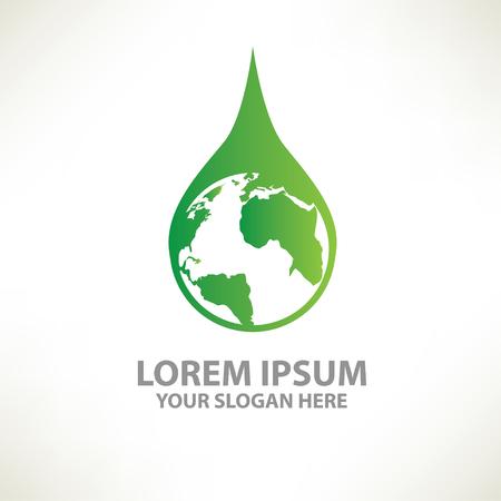 potable: Saving water concept design,vector Illustration