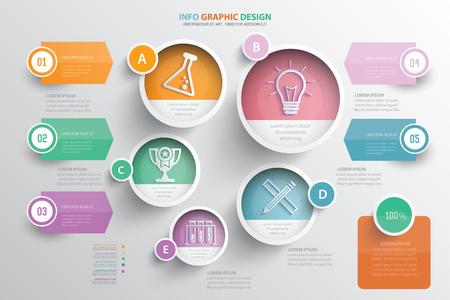 education concept: Education  concept design,vector Illustration