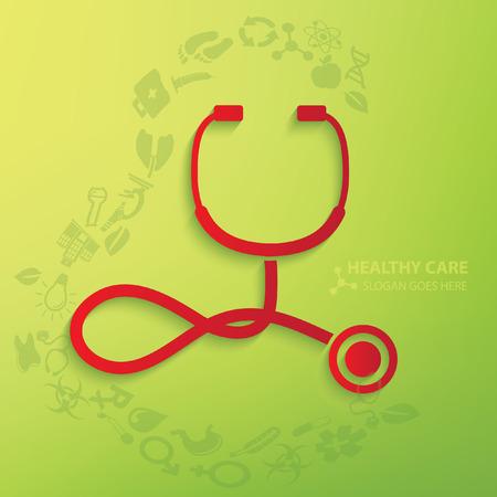 Medical concept design,vector