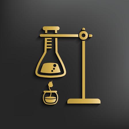 Science design,vector Illustration