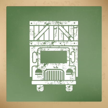 inter: Truck design,vector