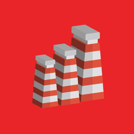 Industry design,clean vector Illustration