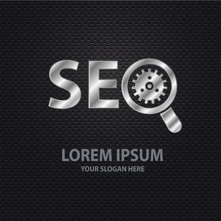 popularity: SEO development design,clean vector