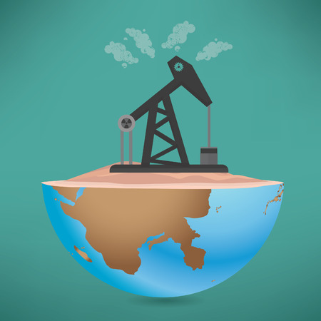 Oil industry design,vector