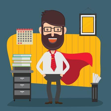 Businessman vector concept design 向量圖像