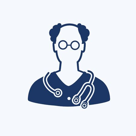 Doctor vector icon design