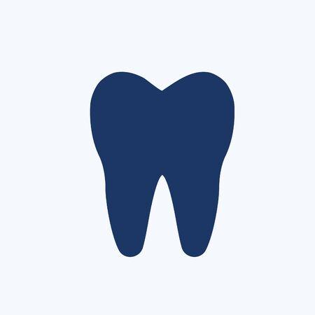 Teeth vector icon design Stok Fotoğraf - 131669500