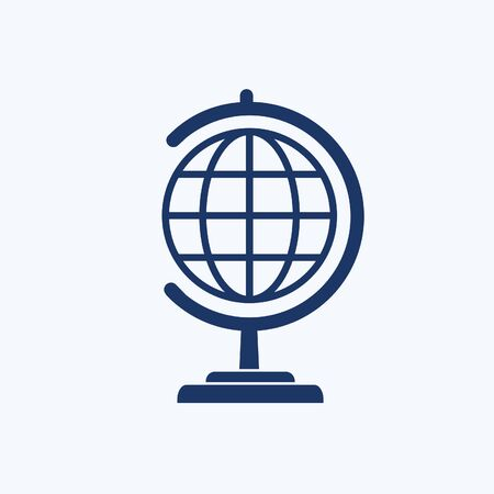 Global vector icon design
