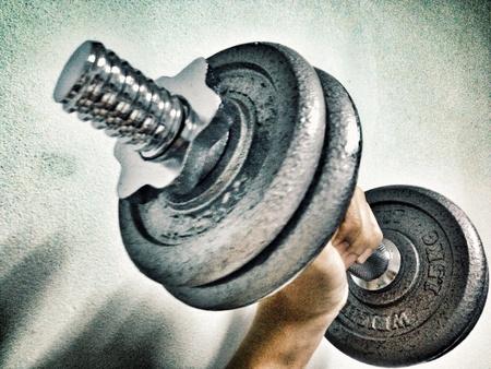firmeza: Entrenamiento con pesas