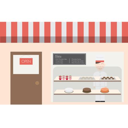bistro: Bakery hose cafe and bistro