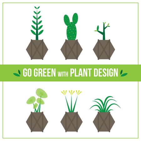 plante design: